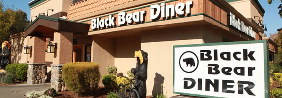 Winter weather always seems to usher in a craving for classic comfort food - heaping portions of pot roast, prime rib, chicken fried steak, cheeseburgers and chili. One Davis restaurant to satisfy these Yuletide yearnings is none other than Black Bear Diner.