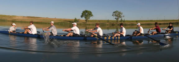 The UC Davis men's rowing team, existing since 1978, includes approximately 60 undergraduate students who spend their mornings every school year, six days a week, out on the water.  While rowing may not draw the crowds of Aggie football or basketball, head coach since 2001...