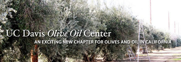 UC Davis Olive Oil Center
