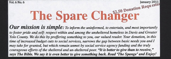 The Spare Changer