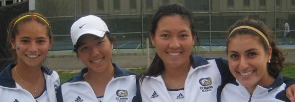 UCD's Centre Court Starlets