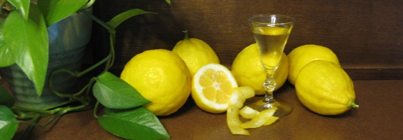 Hand-Crafted Limoncello
