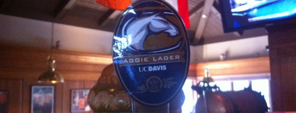 Back-to-School Beer: Aggie Lager