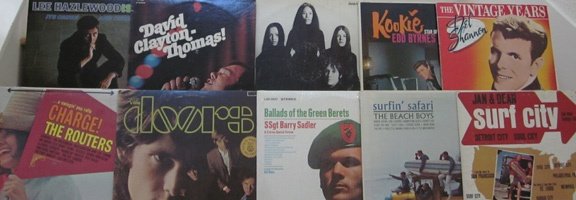 Armadillo/KDVS Record Sale
