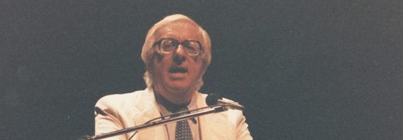 Walking with Ray Bradbury