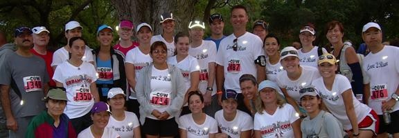 On Sunday, October 3, approximately 40 Fleet Feet Davis runners ran in the Urban Cow Half-Marathon in Sacramento. Over the past 9-weeks these runners participated in Fleet Feet's Fall Half-Marathon Training Program.